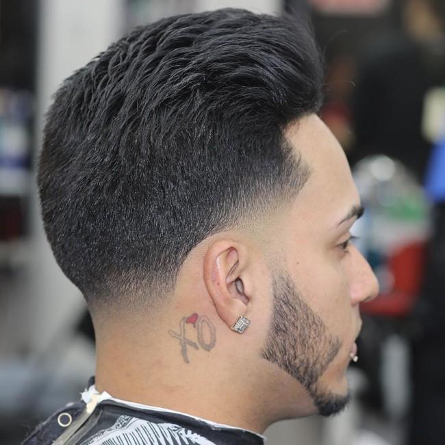 Taper Fade - Men's Haircuts