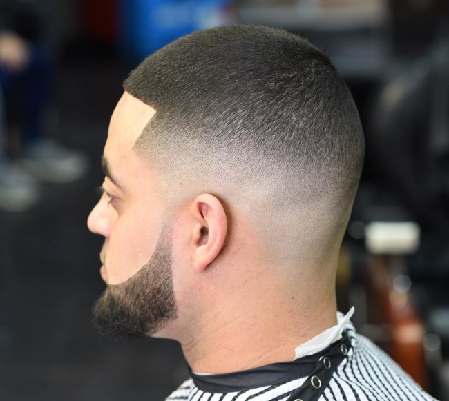 Buzz Cut + High Skin Fade - Men's Haircuts