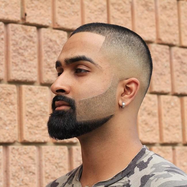 Buzz Cut + Skin Fade - Men's Haircuts