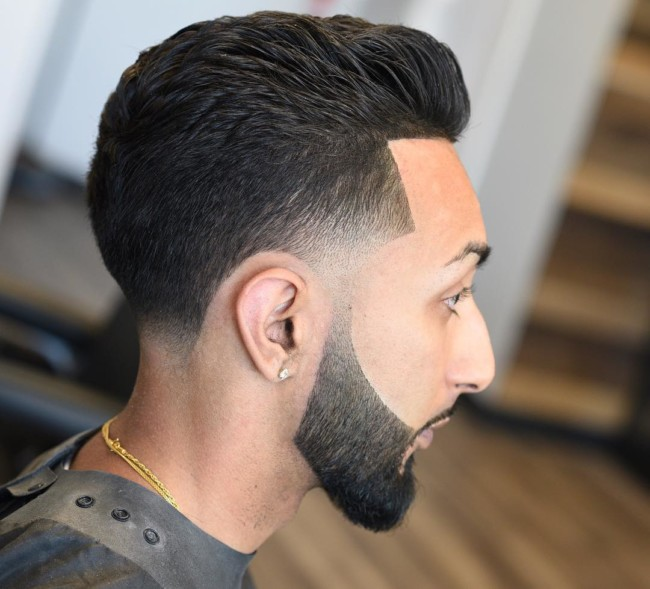 Taper Fade - Men's Haircuts