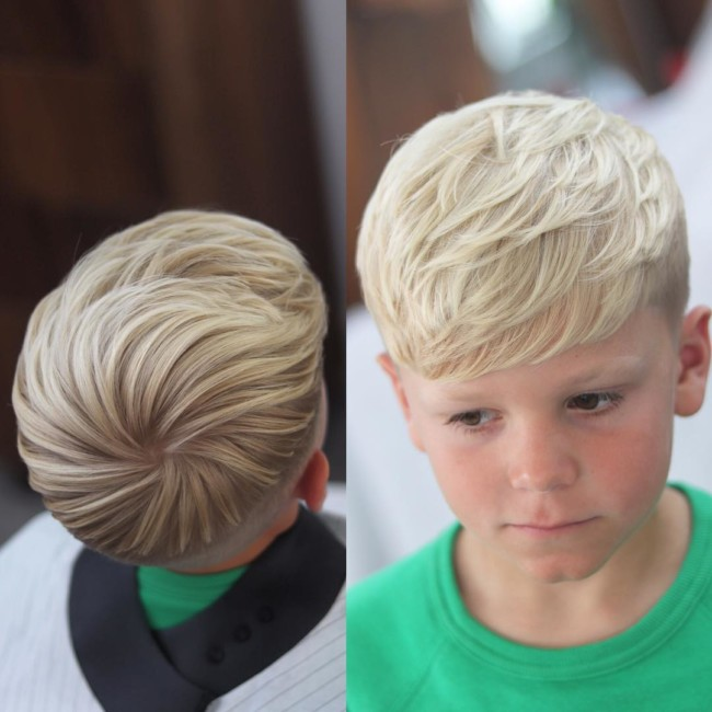 Stylish Crop Haircut for boys