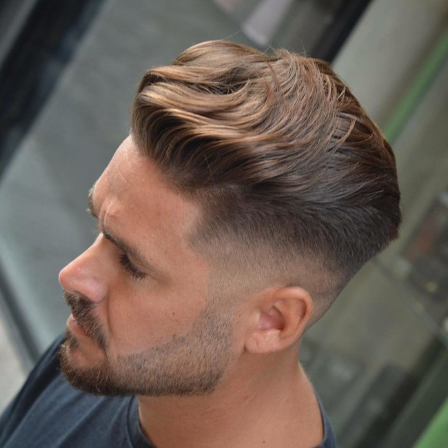 High Fade - Men's Haircuts