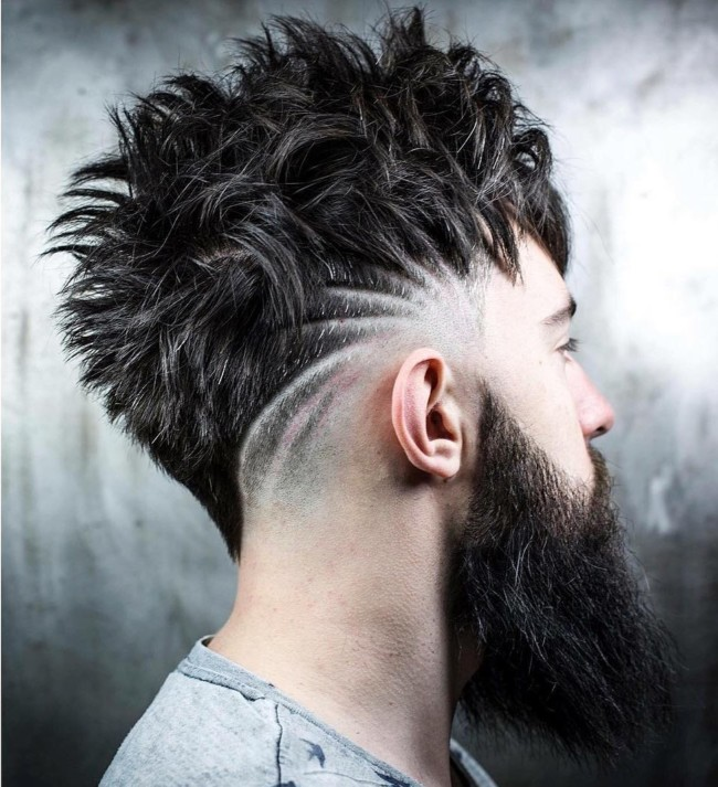 Creative Fade - Men's Haircuts