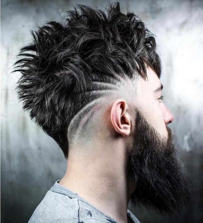Creative Fade - Men's Haircuts