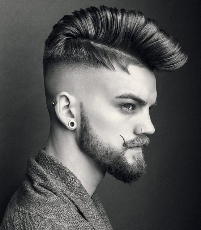 Bald Fade Mens Haircuts
