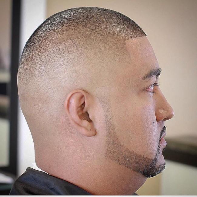 Buzz Cut + Bald Fade - Men's Haircuts