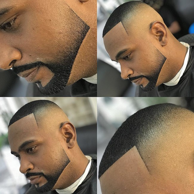 Black men haircuts