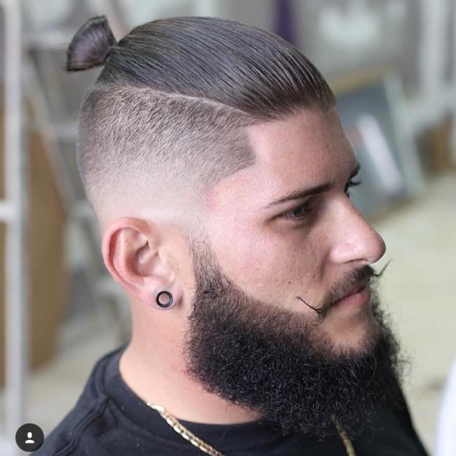 Bald Fade Men S Haircuts