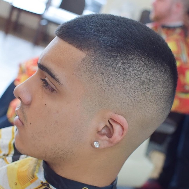 High and Tight - Men's Haircut