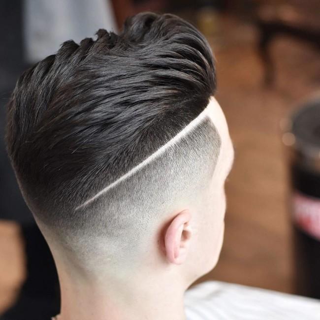 Hard Part Haircut Mens Haircuts