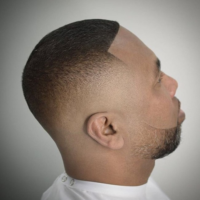 Buzz Cut Fade - Men's Haircut
