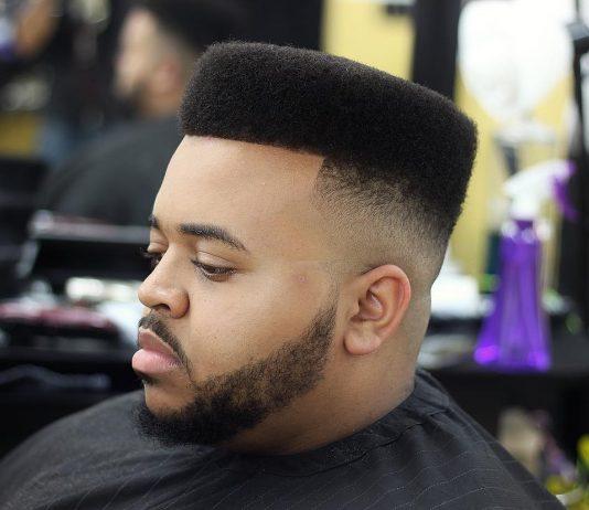Flat Top Haircut - Men's haircuts