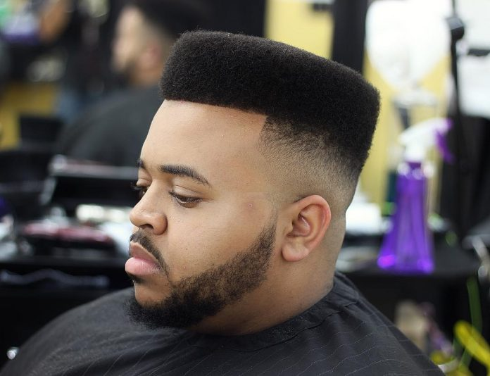 Flat Top Haircut - Men's haircuts