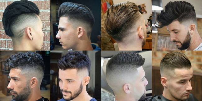Bald Fade - Men's Haircuts
