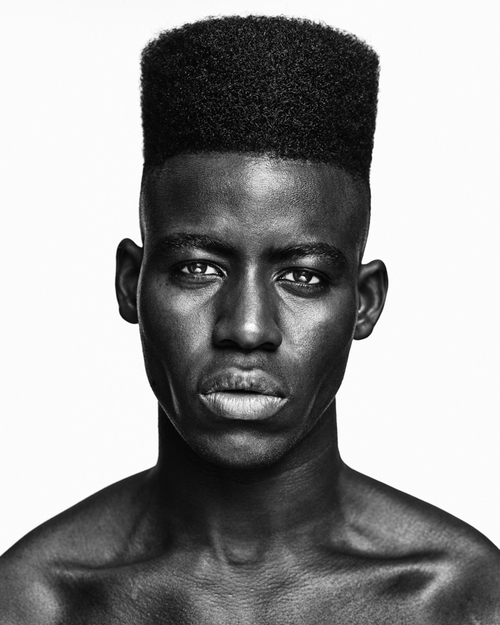 High Top Fade - Men's haircuts