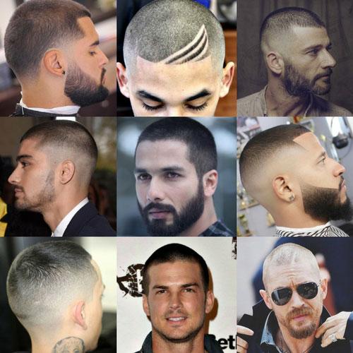 Buzz Cut - Men's haircuts