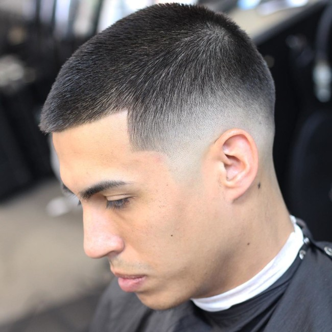Low Fade Butch Cut 1 Men S Haircuts