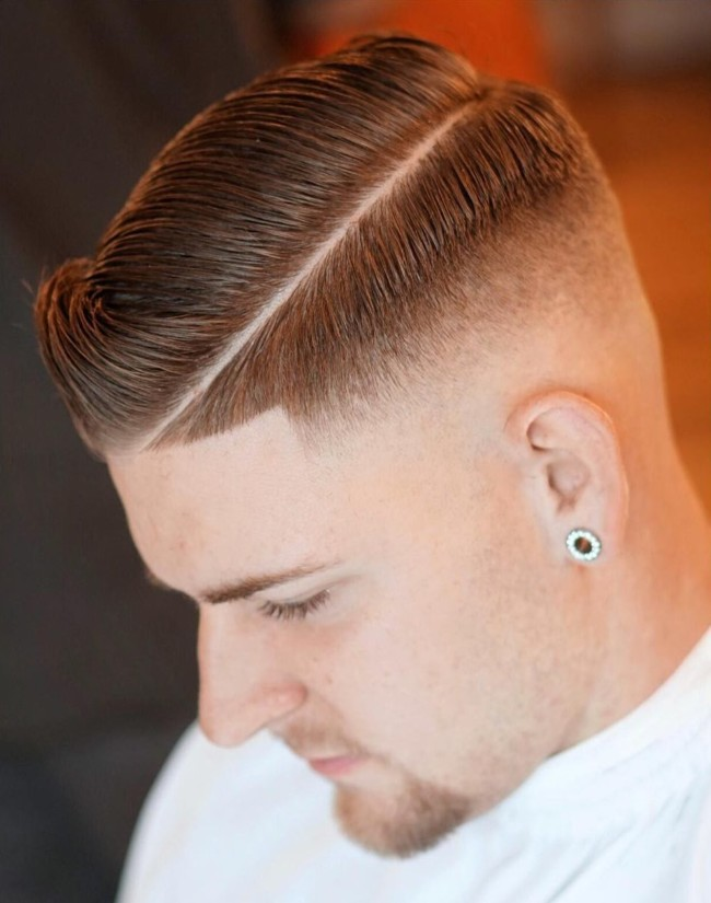 Comb Over Haircut Mens Haircuts