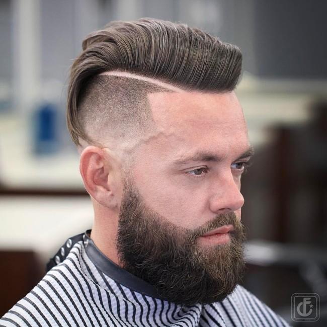 Undercut Hairstyle - Men's Haircuts