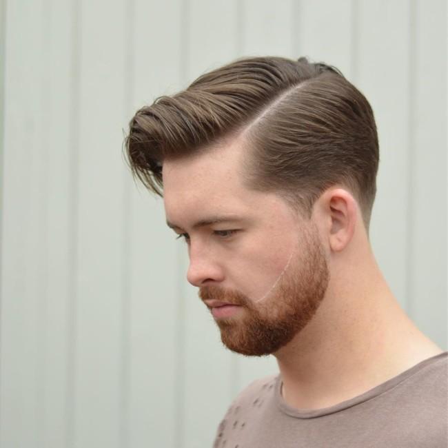 Long Comb Over - Men's Haircuts