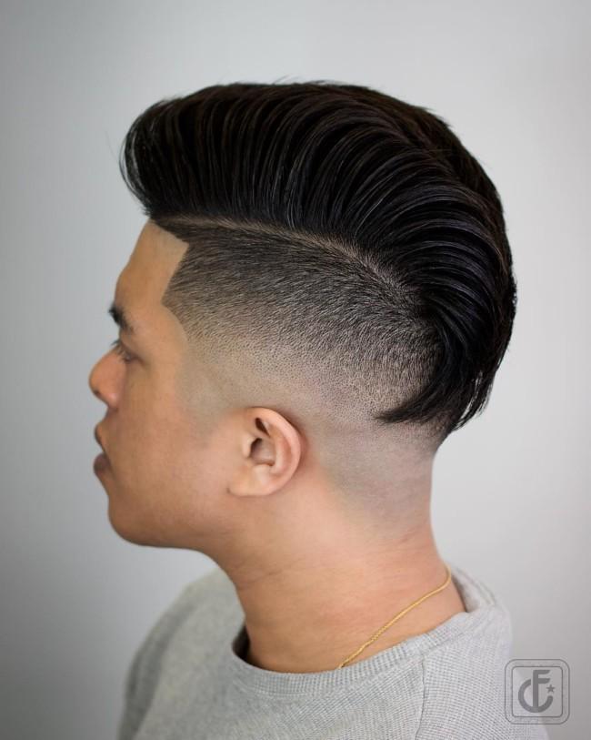 Disconnected Undercut - Men's Haircuts