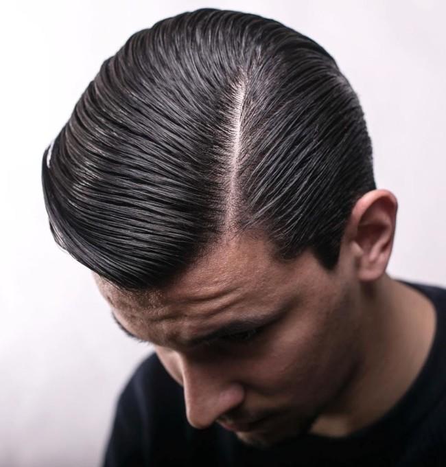 Classic Comb over - Men's Haircuts