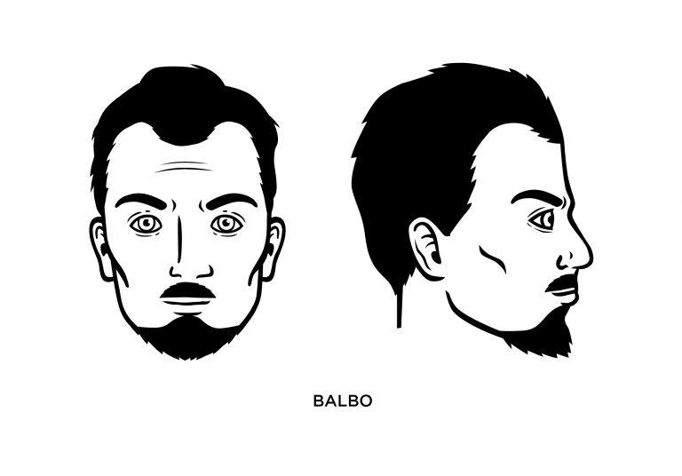 The Balbo - Men's Haircuts