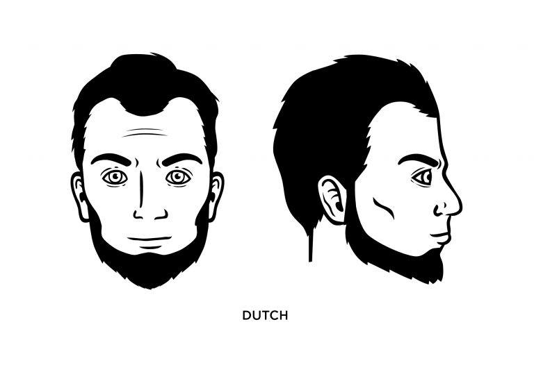 The Dutch - Men's Haircuts