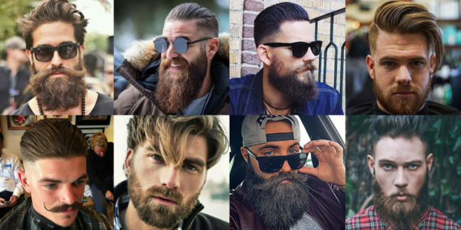 Beard Styles - Men's Haircuts