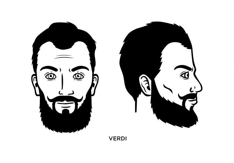 The Verdi - Men's Haircuts