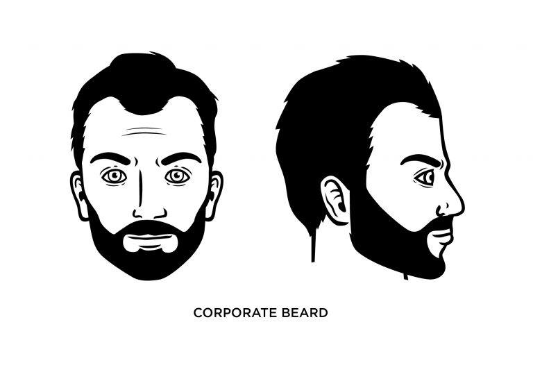 The Executive beard - Men's Haircuts