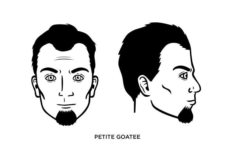 The Petite Goatee - Men's Haircuts