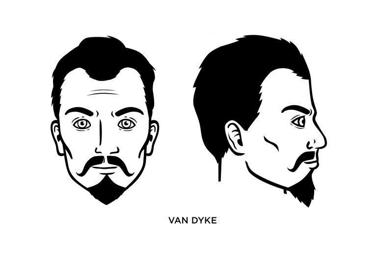 The Van Dyke - Men's Haircuts