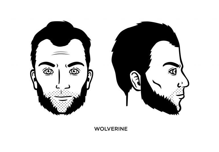 The Wolverine - Men's Haircuts