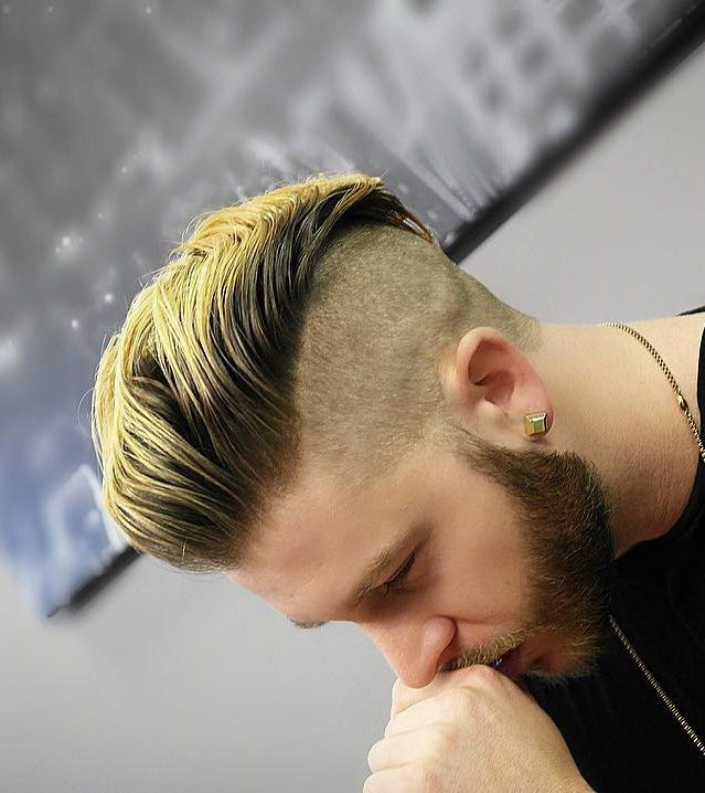 Undercut - Men's haircuts