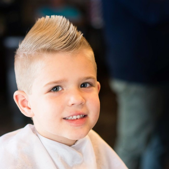 FoHawk - New Hairstyle for Boys