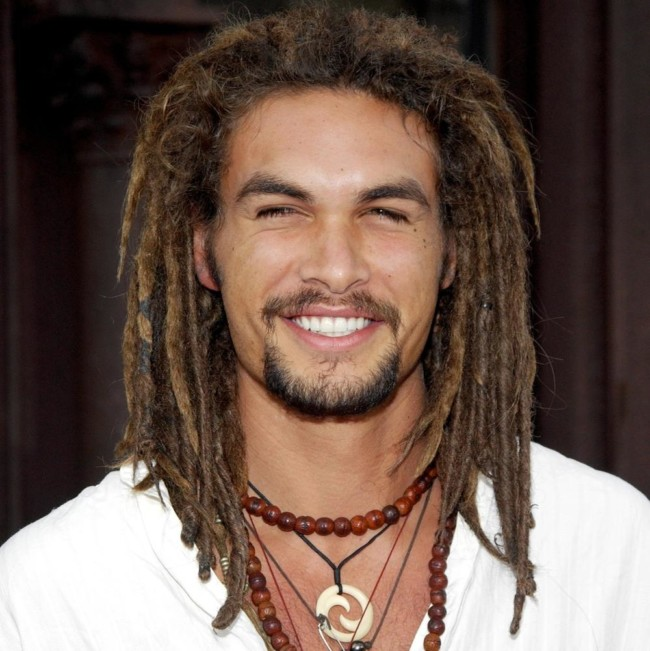 Long Dreadlocks - men's haircuts