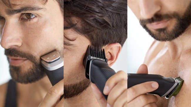 Versatility of your beard trimmer - Mens Haircuts