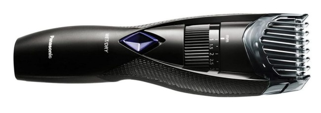Panasonic Wet and Dry Cordless Electric Beard and Hair Trimmer for Men