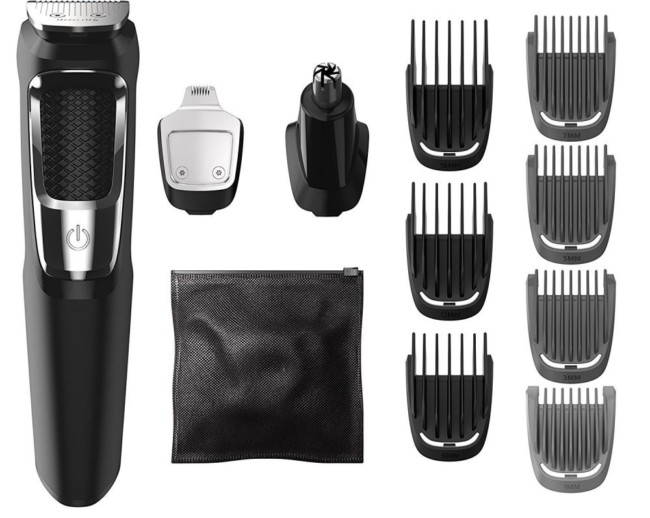 Philips Norelco Multigroom Series 3000 - Men's haircuts