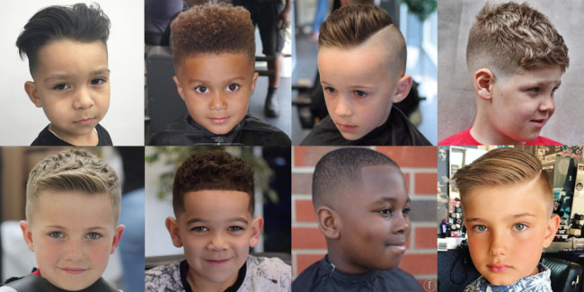 Hairstyle for boys - Men's Haircuts