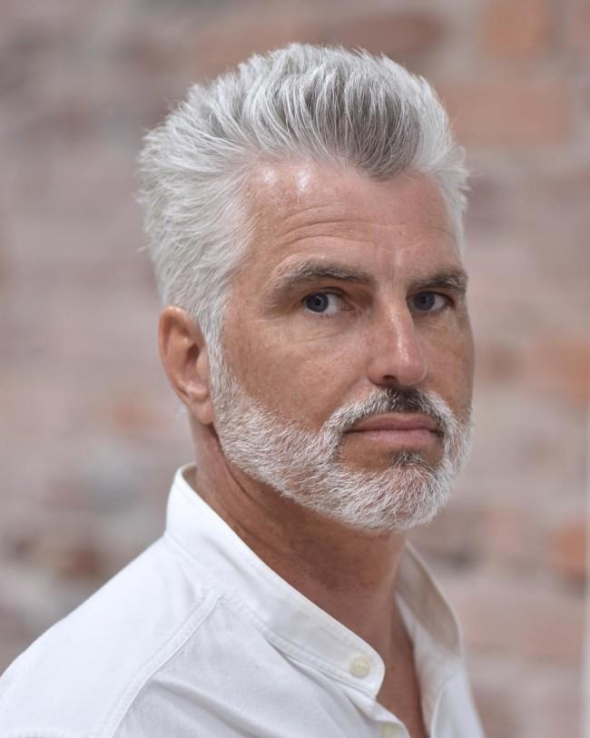 Scissor Work - Men's Haircuts