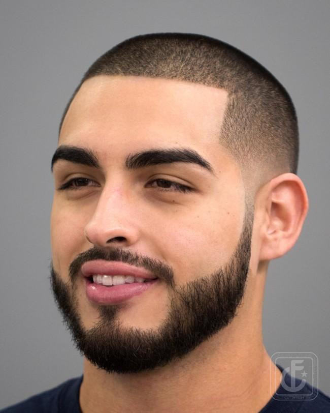 Classic Buzz cut - men's Haircuts
