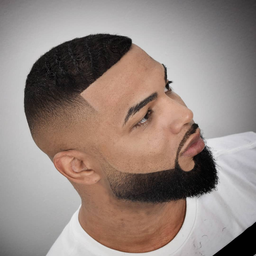 Crew cut + High Skin Fade - Men's Haircuts