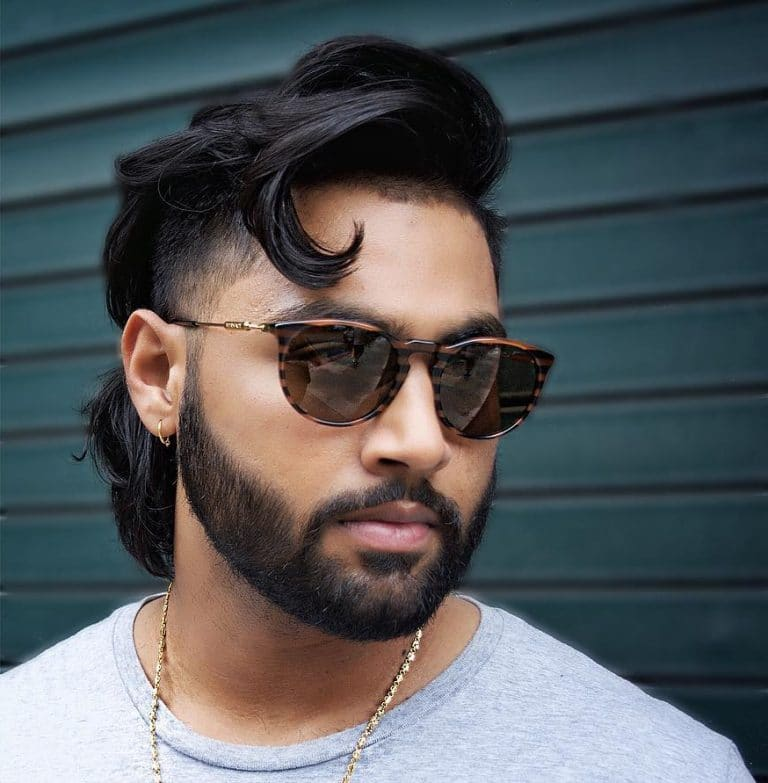 Mullet hipster - Men's Haircuts